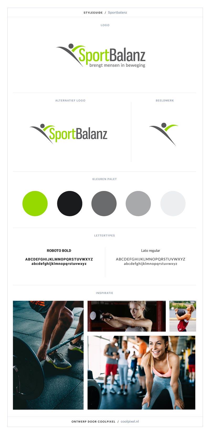styleguide sportbalanz