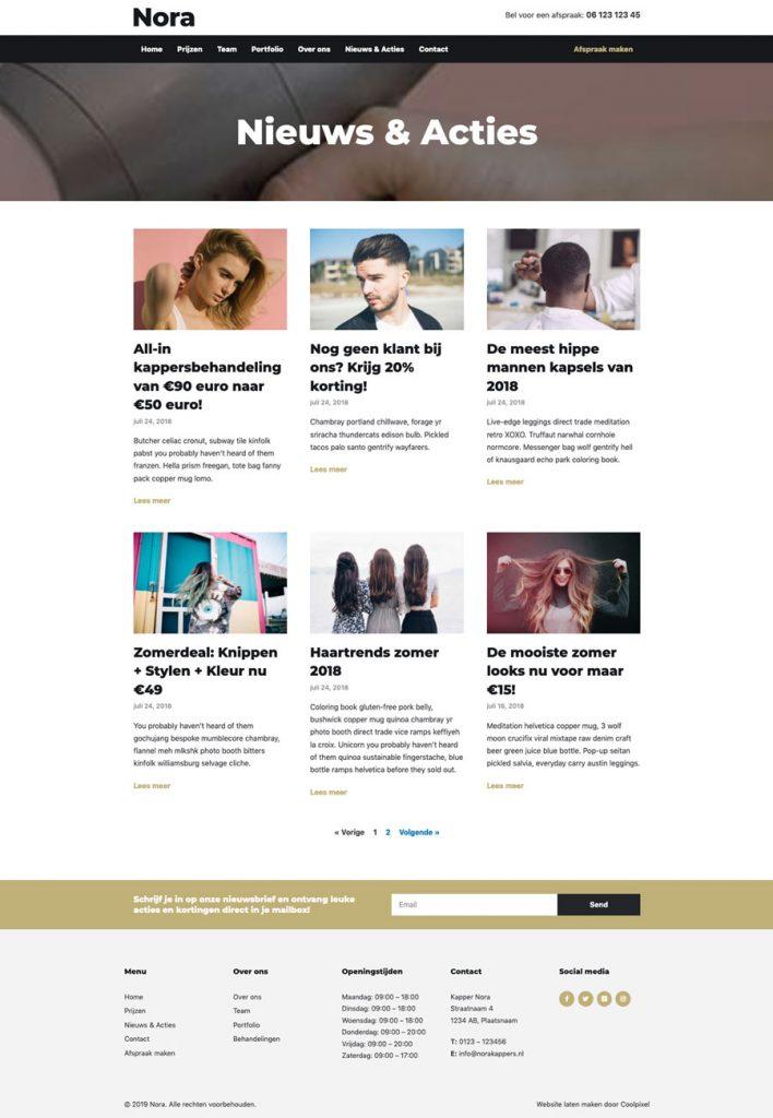 voorbeeld-website-kapsalon-en-kappers-blog-pagina