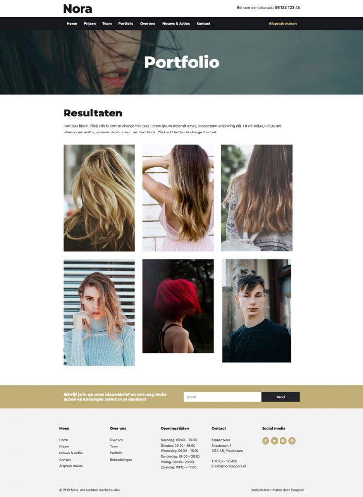 voorbeeld-website-kapsalon-en-kappers-portfolio-pagina