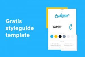 gratis-styleguide-template
