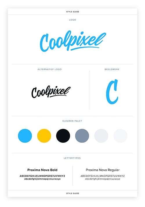 style-guide-template