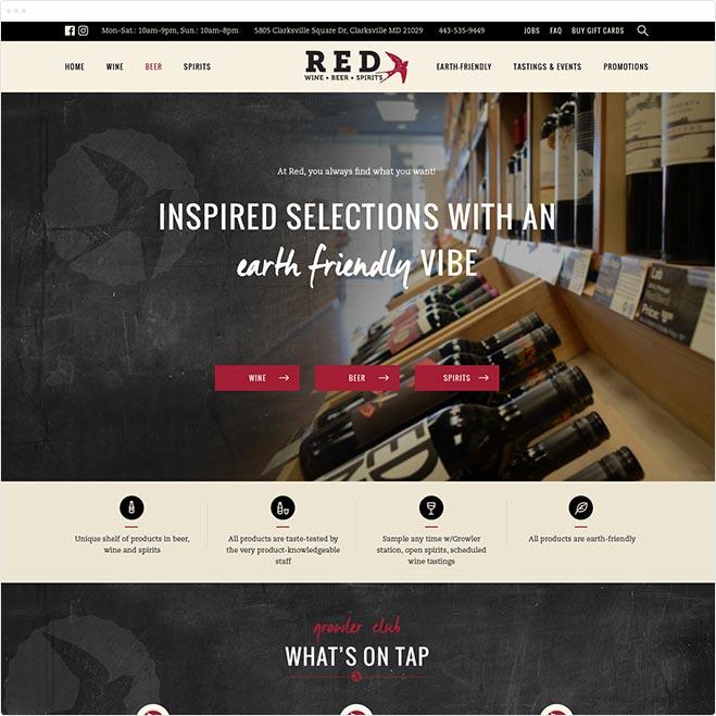 webdesign-red